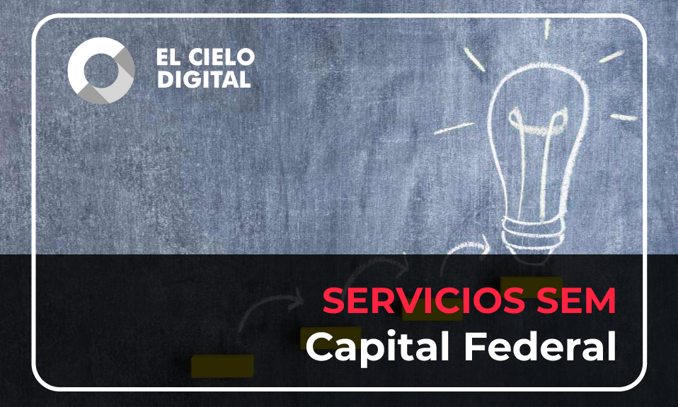 servicios sem capital federal
