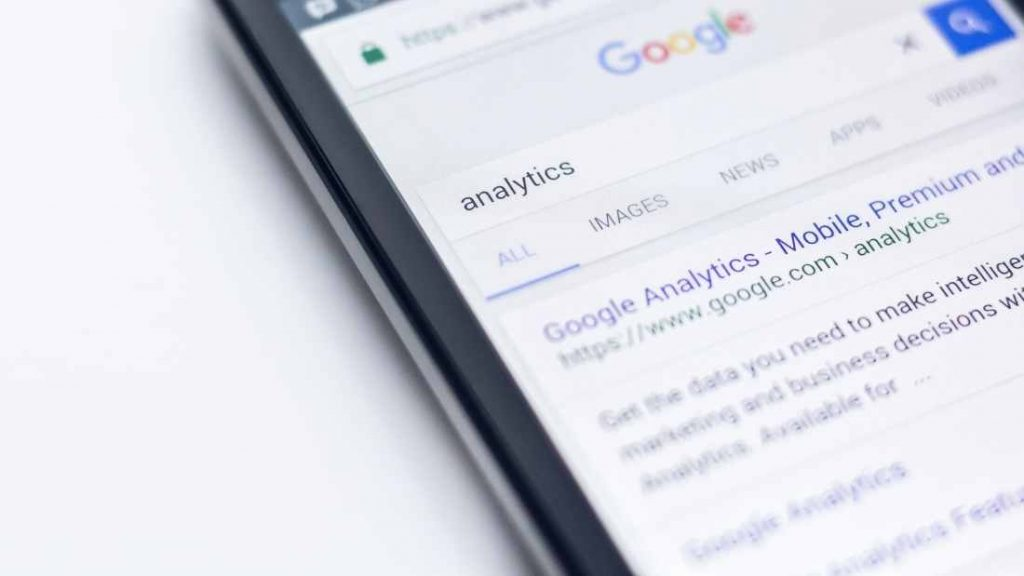 Búsqueda en Google